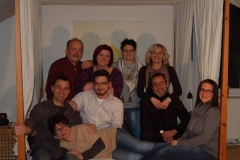 Stacheldraht ums Himmelbett (2012)